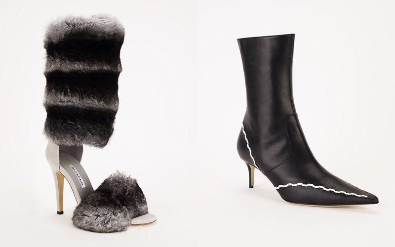 Первая коллекция итальянского бренда обуви Ricagno осень-зима 2019-2020 - фото 5