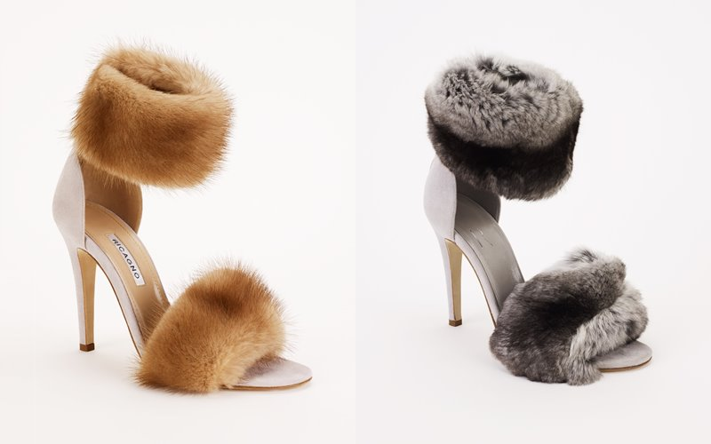 Первая коллекция итальянского бренда обуви Ricagno осень-зима 2019-2020 - фото 6