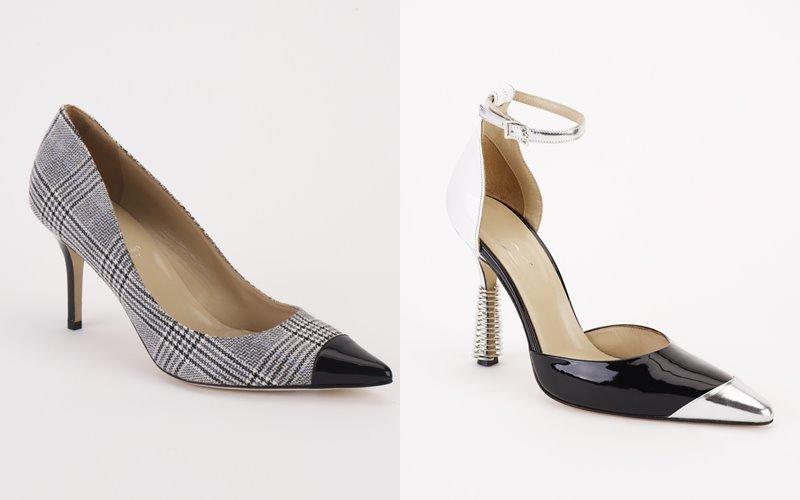 Первая коллекция итальянского бренда обуви Ricagno осень-зима 2019-2020 - фото 7