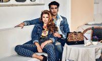 Рекламная кампания коллекции Guess Jeans осень-зима 2019-2020