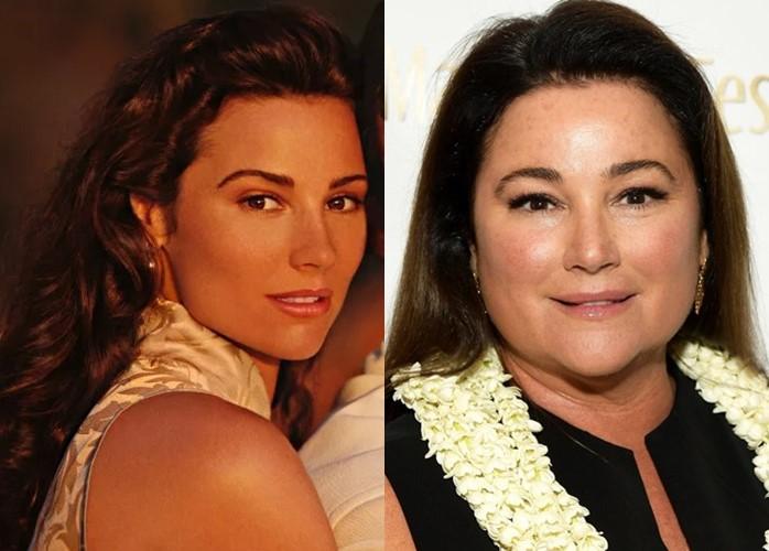 Как лишний вес меняет разные лица: 10 звёзд до и после прибавки в весе - Кили Шей Смит