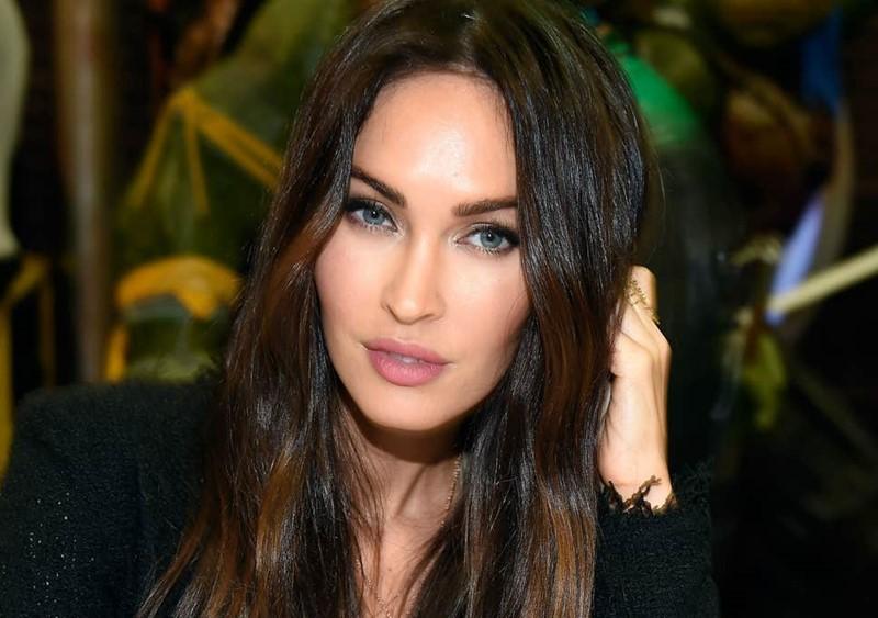 12 самых красивых знаменитых женщин-Тельцов - Мэган Фокс – Телец-Тигр