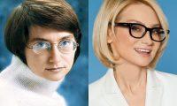 Бывшие брюнетки и шатенки: 10 российских звёзд, ставших красивыми и стильными блондинками