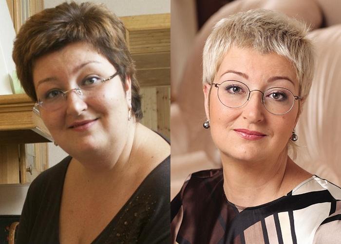Жиру нет (а щеки долой): лица российских звёзд после похудения - Татьяна Устинова