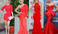 Звёздный стиль: какие цвета в одежде носит Полина Гагарина