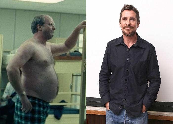 10 знаменитых мужчин, которые сильно похудели - Кристиан Бэйл
