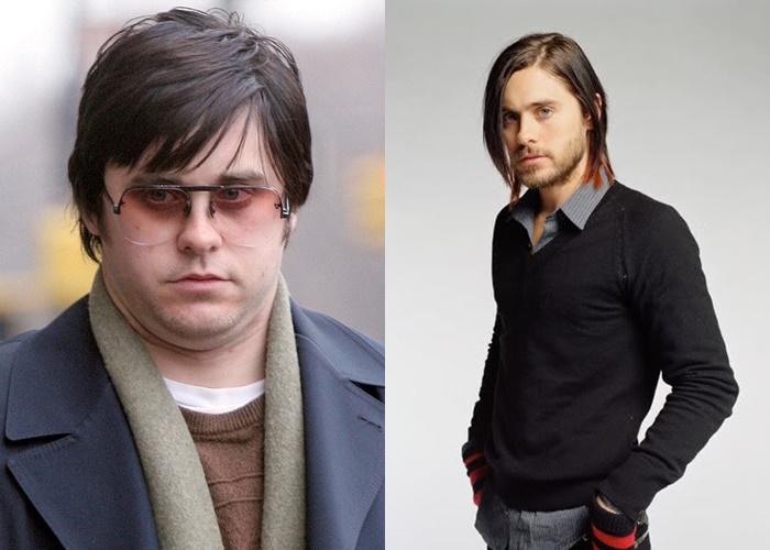 10 знаменитых мужчин, которые сильно похудели - Джаред Лето