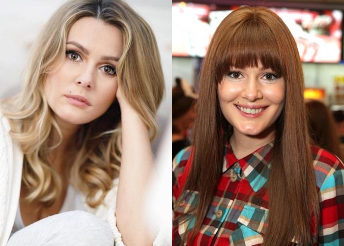 Только блонд: 10 российских звёзд, которым не идёт тёмный цвет волос - Мария Кожевникова