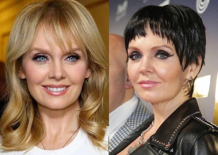 Только блонд: 10 российских звёзд, которым не идёт тёмный цвет волос - Валерия