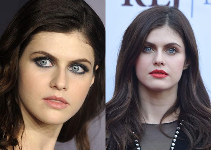 12 знаменитых женщин с красивыми серо-голубыми глазами - Александра Даддарио