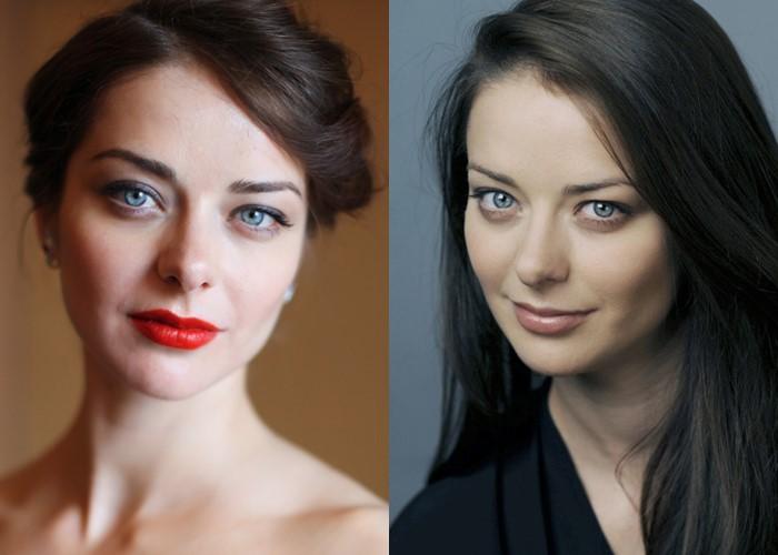 12 знаменитых женщин с красивыми серо-голубыми глазами - Марина Александрова