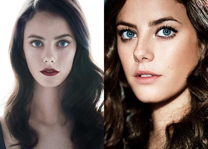 12 знаменитых женщин с красивыми серо-голубыми глазами - Кайя Скоделарио