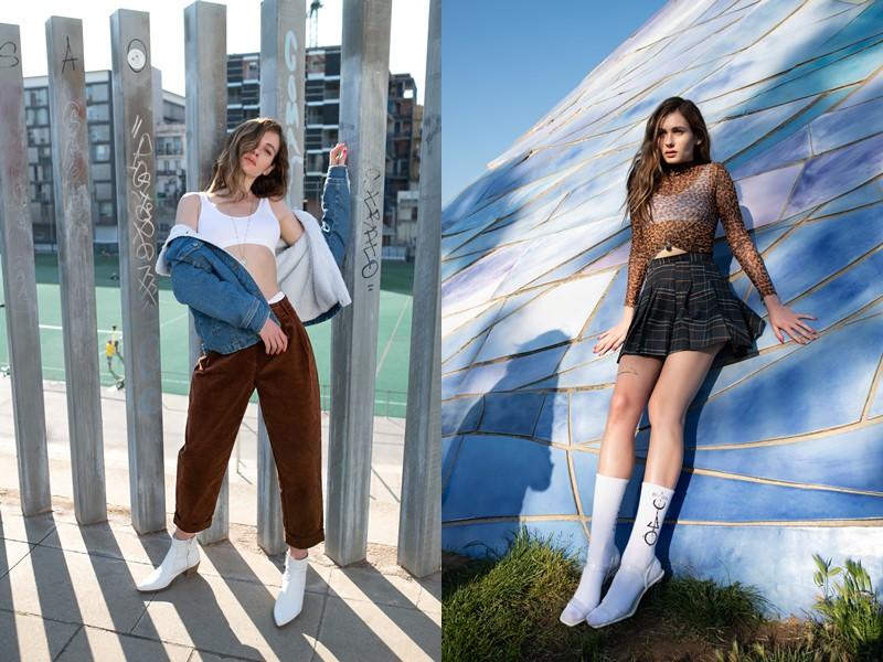 Певица Луна и befree: коллекция осень-зима 2019-2020 - фото 1
