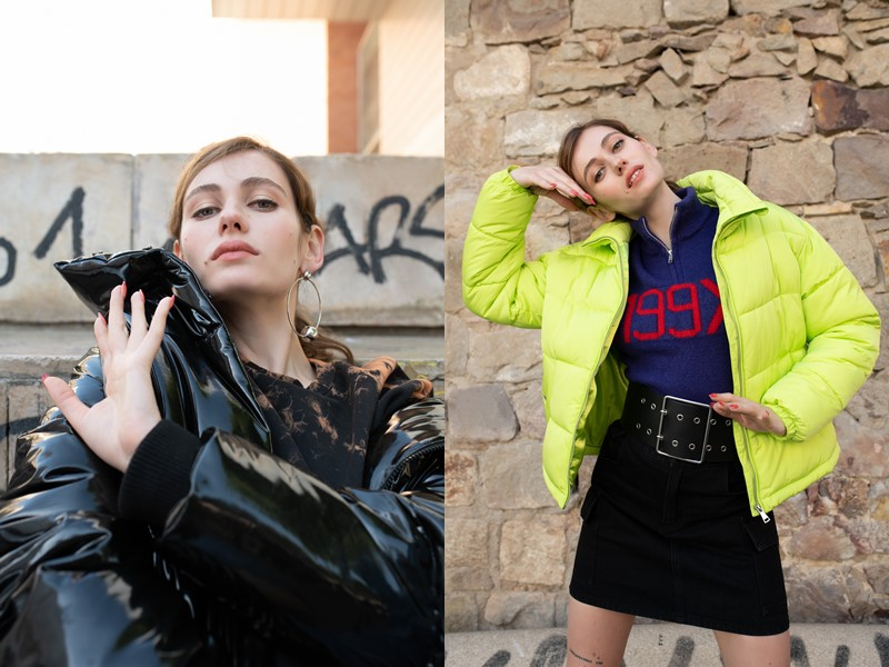 Певица Луна и befree: коллекция осень-зима 2019-2020 - фото 11