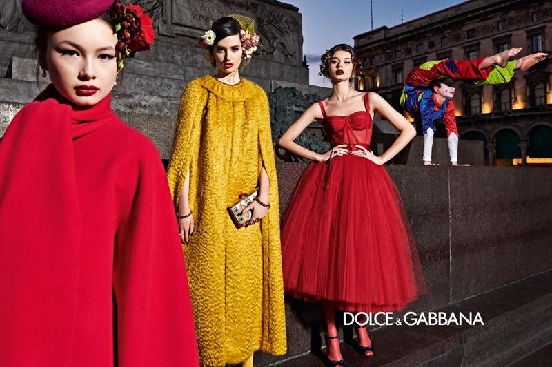 EUROFASHION: любимые бренды и тренды в России и Европе - Dolce& Gabbana