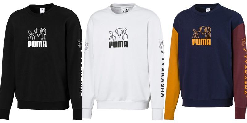 Коллекция PUMA x TYAKASHA осень-зима 2019-2020 - фото 9