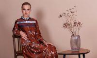 Коллекция российского бренда VILLAGI осень-зима 2019-2020