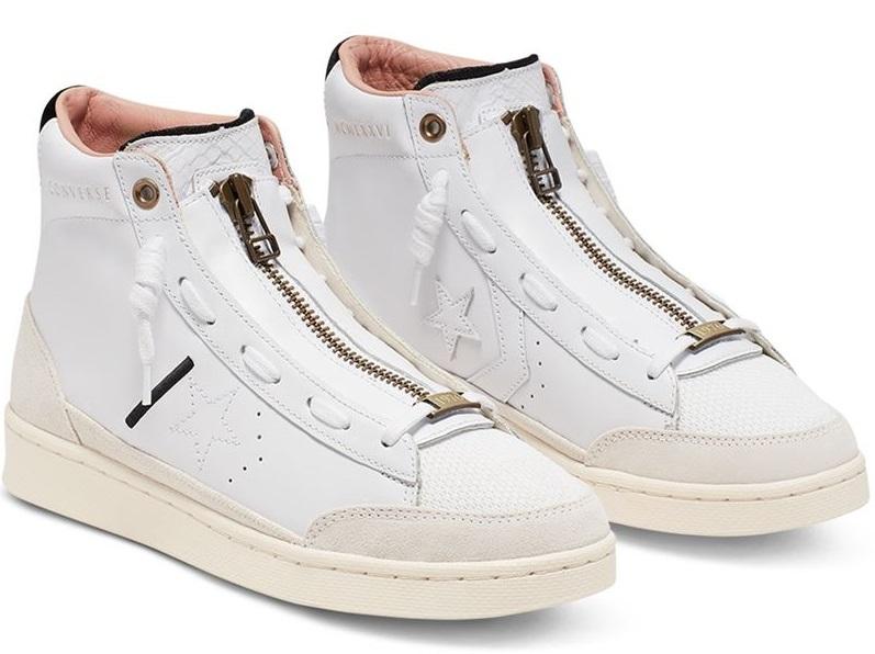 Pro Leather - баскетбольные ретро-кеды от Converse и Ибн Джаспера - фото 1