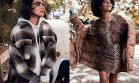 Рекламная кампания эко-коллекции H&M Conscious осень-зима 2019-2020