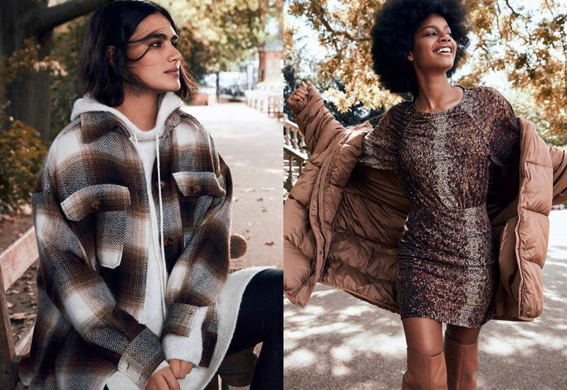 Рекламная кампания эко-коллекции H&M Conscious осень-зима 2019-2020 - фото 1
