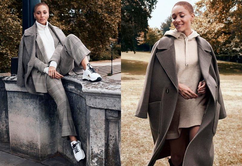 Рекламная кампания эко-коллекции H&M Conscious осень-зима 2019-2020 - фото 3