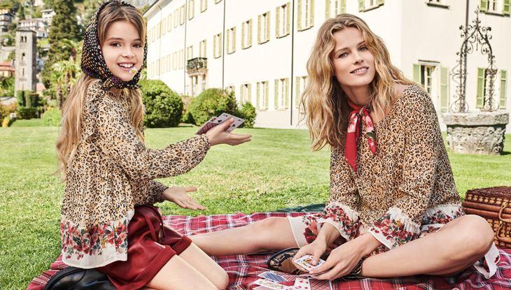Рекламная кампания коллекции Twinset осень-зима 2019-2020 - фото 6