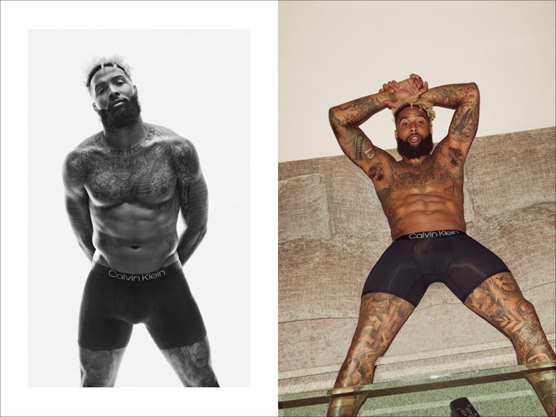 Рекламная кампания коллекции нижнего белья Calvin Klein осень-зима 2019-2020 - фото 11
