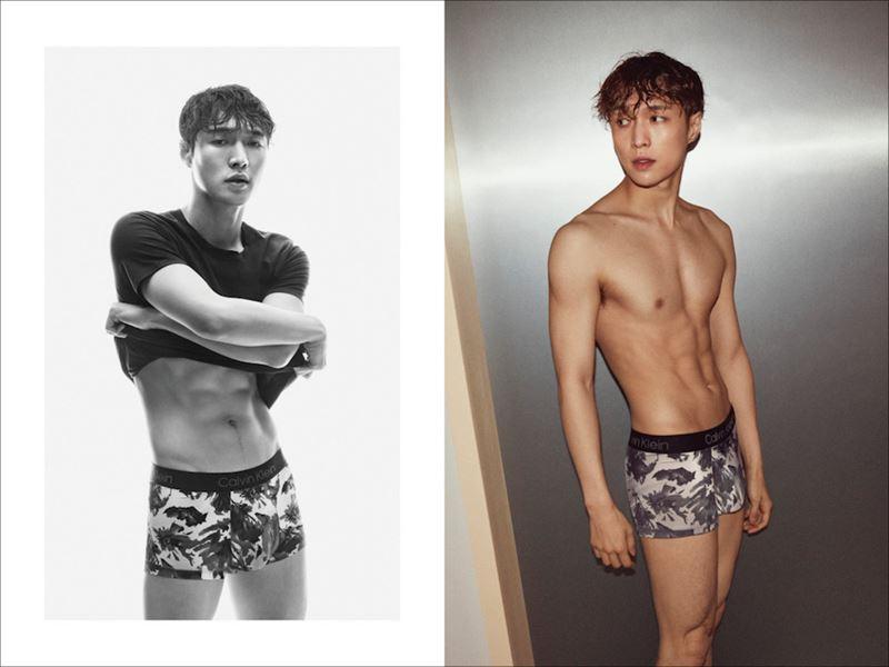 Рекламная кампания коллекции нижнего белья Calvin Klein осень-зима 2019-2020 - фото 12