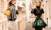 Рекламная кампания коллекции сумок Louis Vuitton Capucines осень-зима 2019-2020