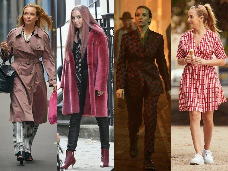 Стиль на экране: самые влиятельные ТВ-персонажи в мире моды - Вилланель из «Убивая Еву»-