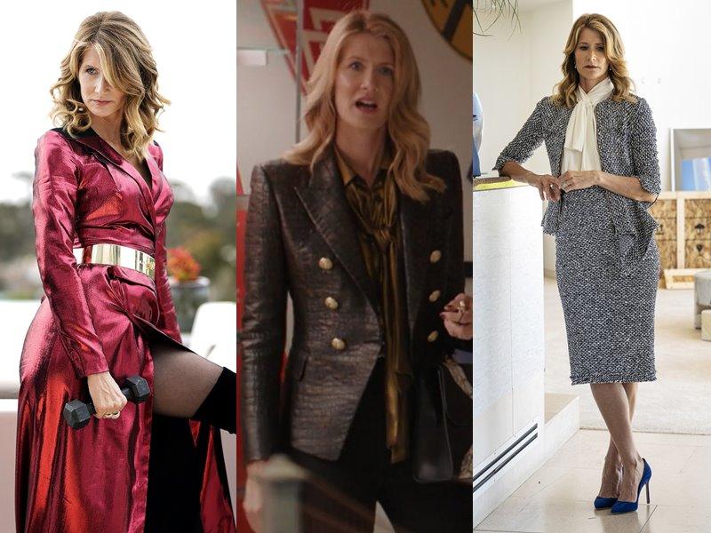 Стиль на экране: самые влиятельные ТВ-персонажи в мире моды - Рената Клайн из «Большой маленькой лжи»