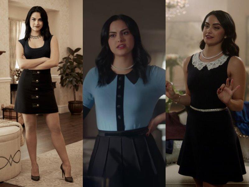 Стиль на экране: самые влиятельные ТВ-персонажи в мире моды - Вероника Лодж из «Ривердэйл»
