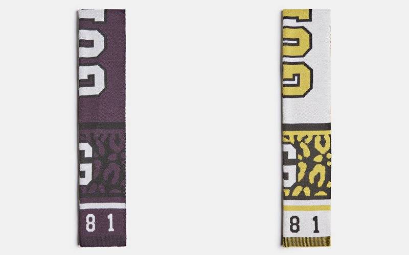 Университетский стиль от GUESS в капсульной коллекции LA GUESSERS осень-зима 2019-2020 - фото 15