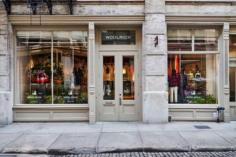 WOOLRICH открывает флагманский магазин в Нью-Йорке - фото 1
