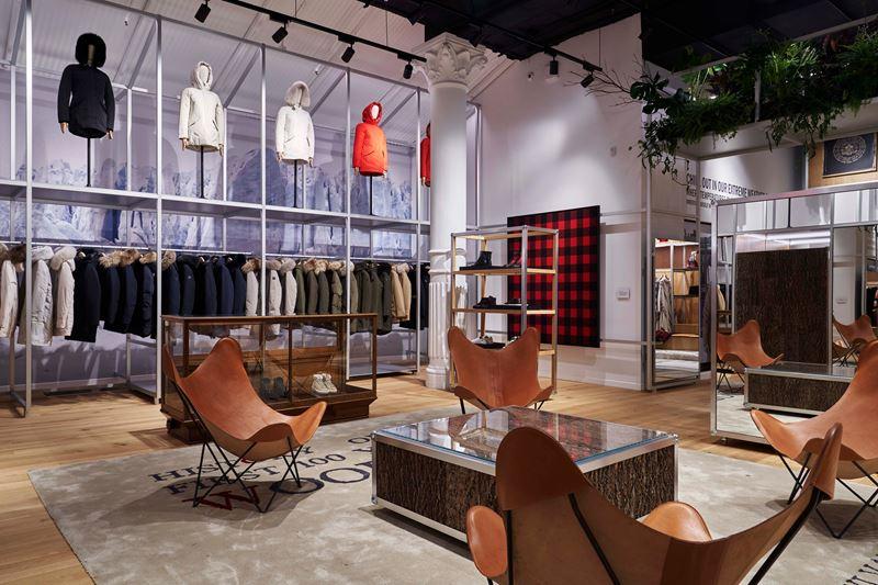 WOOLRICH открывает флагманский магазин в Нью-Йорке - фото 2