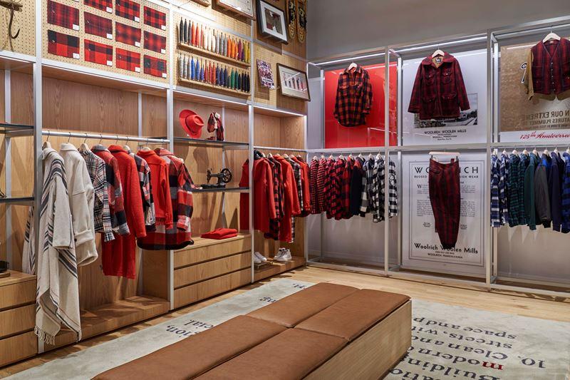 WOOLRICH открывает флагманский магазин в Нью-Йорке - фото 3