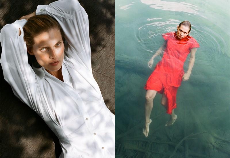 Zara экологичная капсульная коллекция «Забота о воде» - фото 2