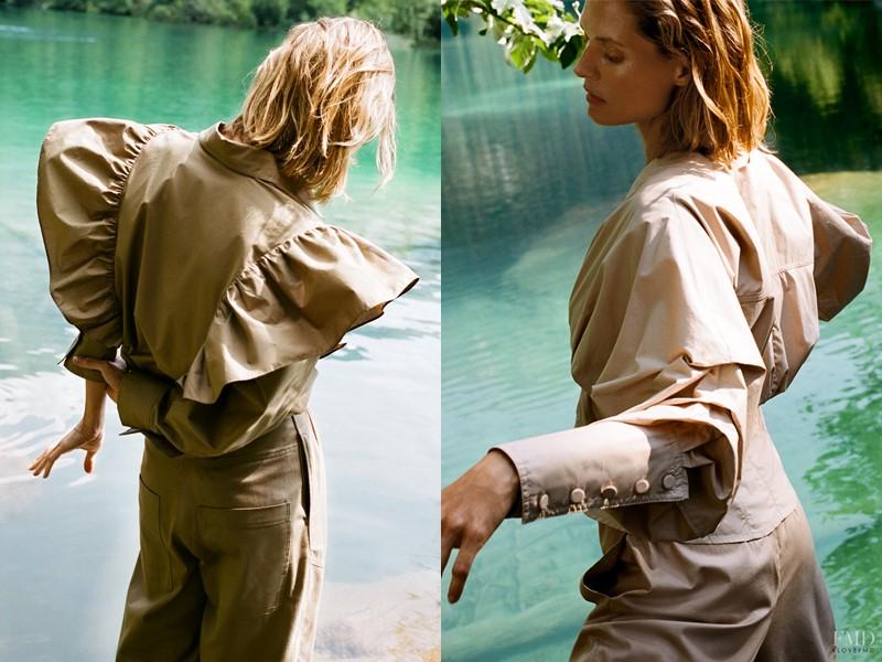 Zara экологичная капсульная коллекция «Забота о воде» - фото 4