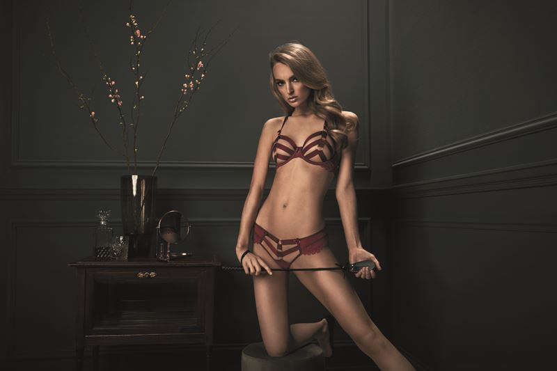 Коллекция сексуального нижнего белья Private от Hunkemöller - фото 4