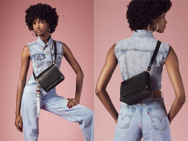 Премиальная коллекция сумок Levi's® L-Bag - лукбук фото 3