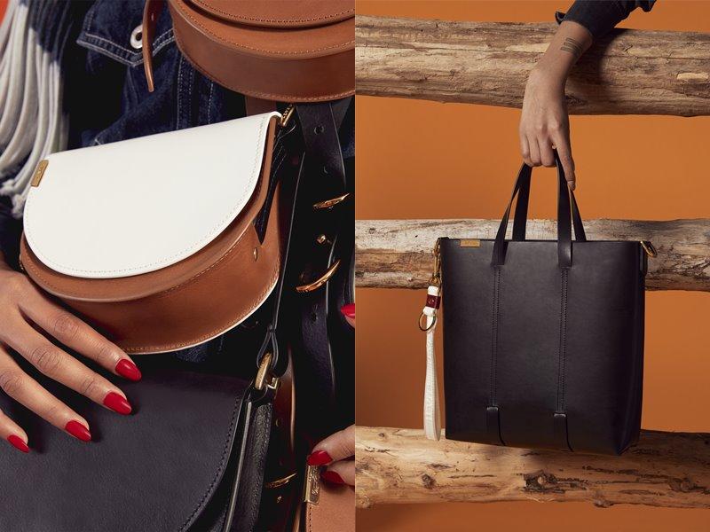 Премиальная коллекция сумок Levi's® L-Bag - лукбук фото 4