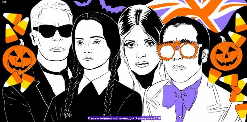 Идеи для косплея: самые популярные персонажи для костюмов на Хэллоуин-2019