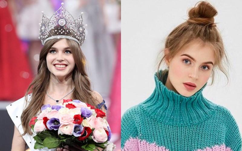 Самые красивые: 10+ девушек-победительниц «Мисс Россия» последних лет - Алина Санько