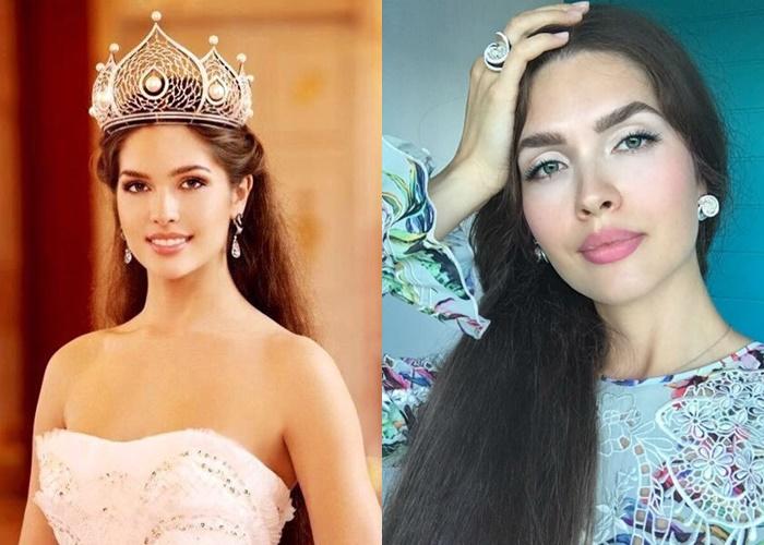 Самые красивые: 10+ девушек-победительниц «Мисс Россия» последних лет - Елизавета Голованова