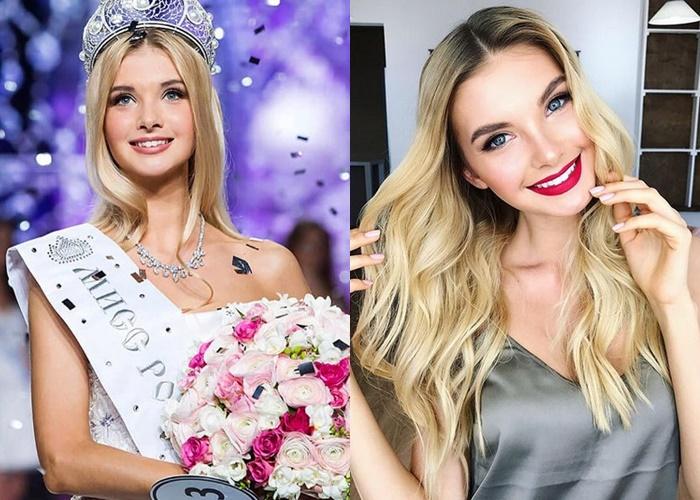Самые красивые: 10+ девушек-победительниц «Мисс Россия» последних лет - Полина Попова