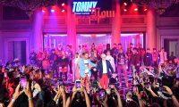Томми Хилфигер и Льюис Хэмилтон представили коллекцию Tommy x Lewis осень-зима 2019-2020 в Милане