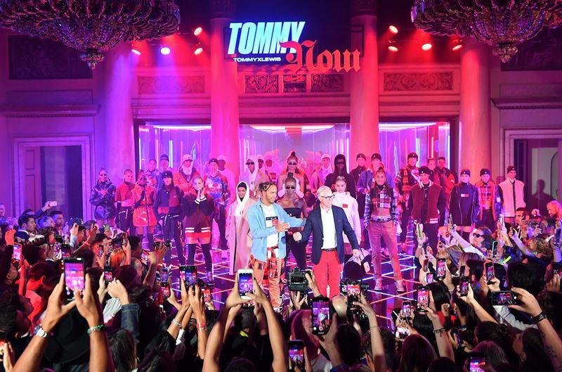 Томми Хилфигер и Льюис Хэмилтон представили коллекцию Tommy x Lewis осень-зима 2019-2020 - фото 6