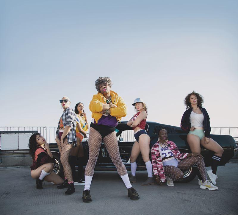 Granny's Got Pants: коллаборация Sloggi® и L.O.G. - фото 2