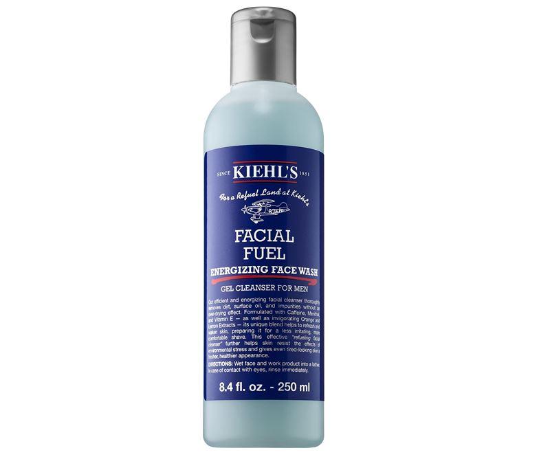 Мужской гель для умывания Kiehl's Facial Fuel Energizing Face Wash