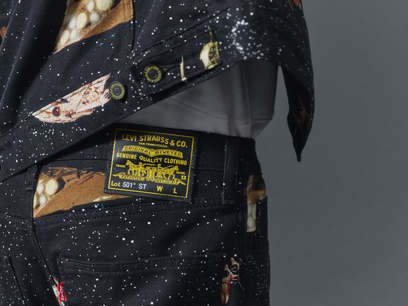 Коллекция Levi's® x Star Wars осень-зима 2019-2020 - фото 8